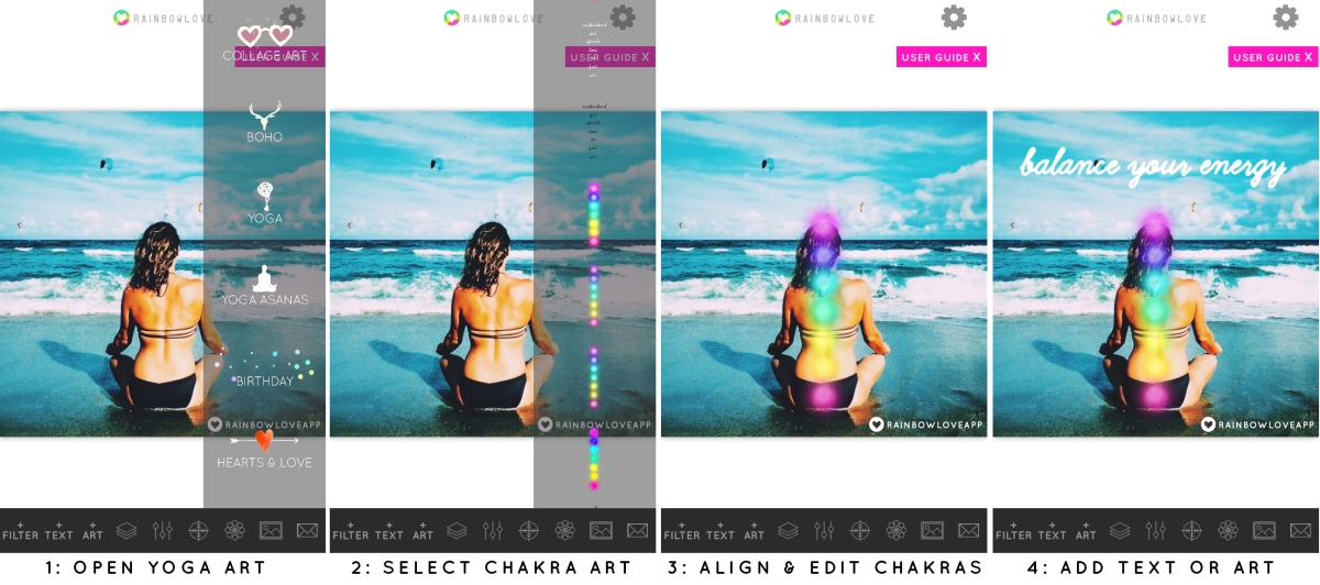 create-picture-perfect-yoga-chakra-photos-with-rainbow-love-app