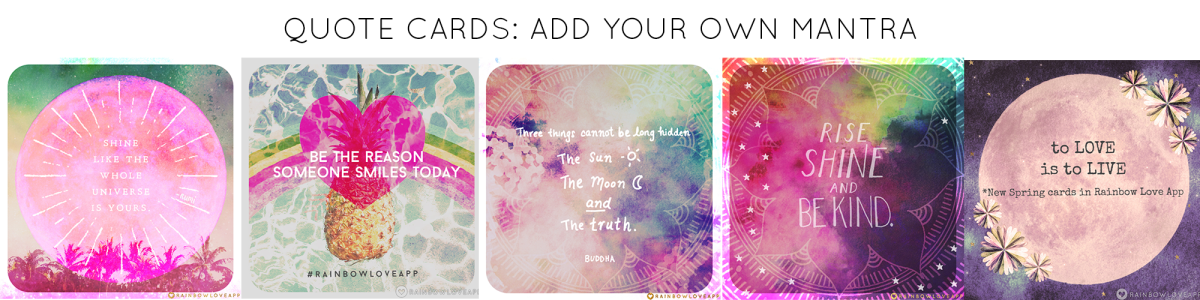 rainbow-love-photo-text-editor-app-quote-cards